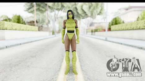 Tanya MK2 for GTA San Andreas second screenshot
