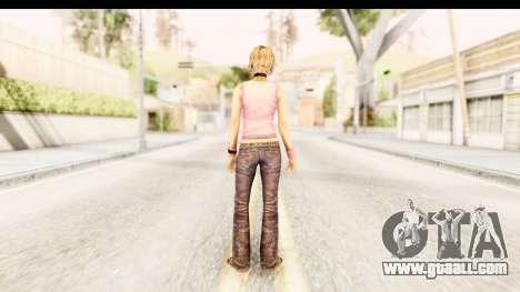 Silent Hill 3 - Heather Redone Less Gloomy for GTA San Andreas third screenshot