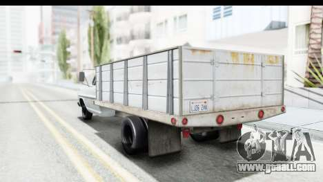 Ford F-350 Farm Truck 1970 for GTA San Andreas left view