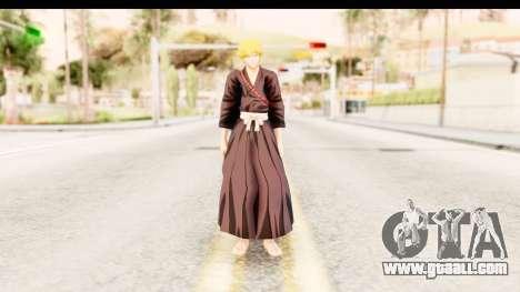 Bleach - Ichigo for GTA San Andreas second screenshot