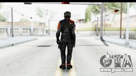 Homefront The Revolution - KPA v5 Black for GTA San Andreas third screenshot