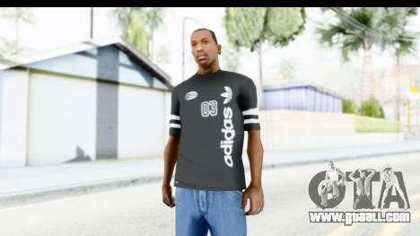 Adidas 03 T-Shirt for GTA San Andreas