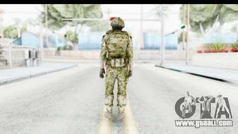 Global Warfare UK for GTA San Andreas third screenshot