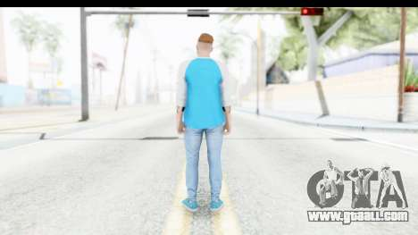 GTA 5 Hipster Update for GTA San Andreas third screenshot