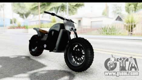GTA 5 Western Gargoyle Custom v2 IVF for GTA San Andreas right view