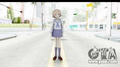Ohana Matsumae (Hanasaku Iroha) for GTA San Andreas second screenshot