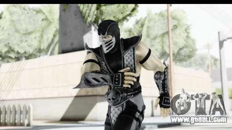 Mortal Kombat vs DC Universe - Smoke for GTA San Andreas
