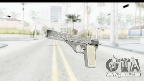 GTA 5 Vintage Pistol for GTA San Andreas