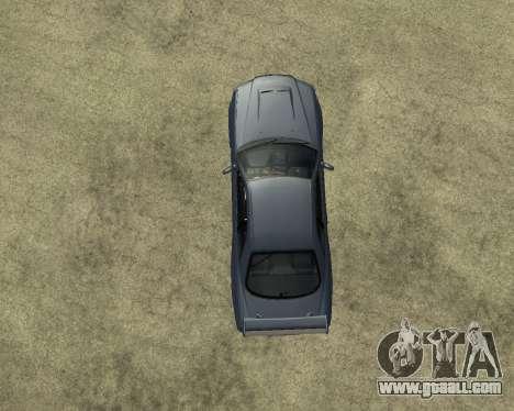 Nissan Skyline Armenia for GTA San Andreas inner view