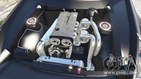 GTA 5 Nissan 370Z Nismo Z34 2016 [add-on] right side view