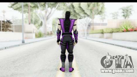 Mortal Kombat vs DC Universe - Rain for GTA San Andreas third screenshot