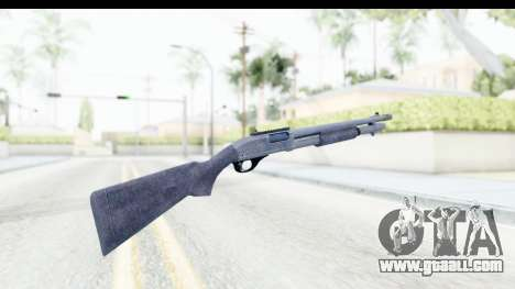 Remington 870 Tactical for GTA San Andreas second screenshot