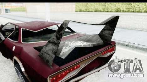 Tampa Daytona Kill for GTA San Andreas inner view