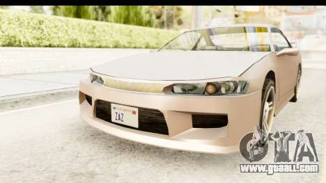 Annis Elegy 1998 for GTA San Andreas right view