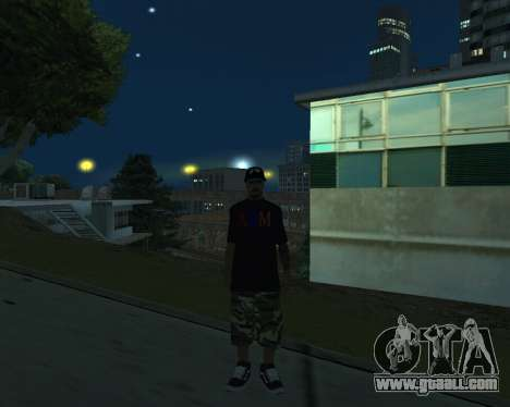 New Armenian Skin for GTA San Andreas seventh screenshot