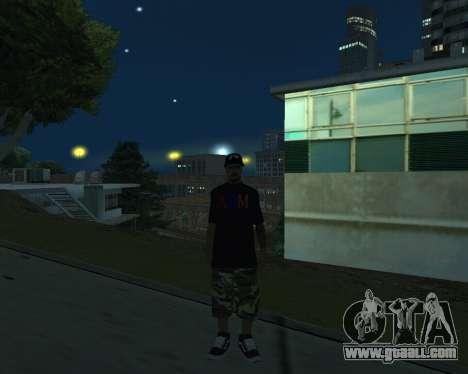New Armenian Skin for GTA San Andreas seventh screenshot