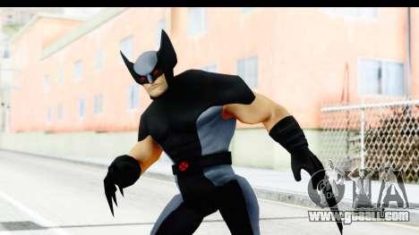 Marvel Heroes - Wolverine Xforce for GTA San Andreas