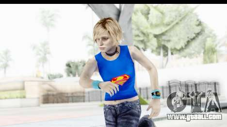 Silent Hill 3 - Heather Sporty Super Girl for GTA San Andreas