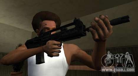 VHS 2 PayDay 2 for GTA San Andreas third screenshot