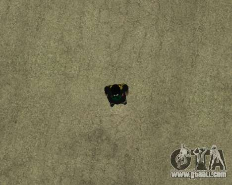 New Armenian Skin for GTA San Andreas eighth screenshot
