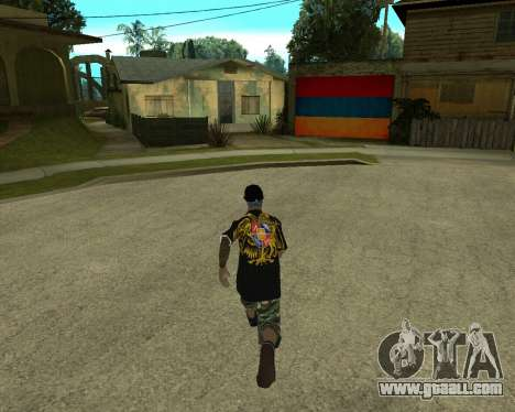 New Armenian Skin for GTA San Andreas forth screenshot