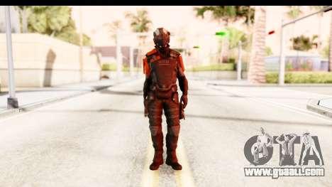 Homefront The Revolution - KPA v2 Black for GTA San Andreas second screenshot
