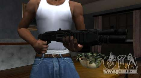 SPAS-12 Black Mesa for GTA San Andreas second screenshot