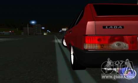 2109 for GTA San Andreas interior