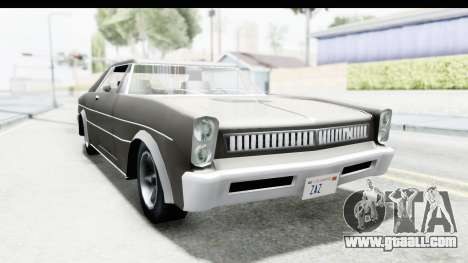 Imponte Tempest 1966 for GTA San Andreas