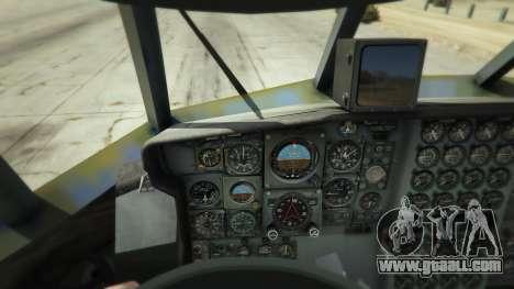 AC-130U Spooky II Gunship for GTA 5