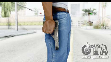 GTA 5 Vintage Pistol for GTA San Andreas third screenshot