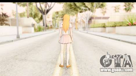 Bleach - Orihime for GTA San Andreas third screenshot