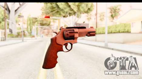 R8 Revolver for GTA San Andreas third screenshot