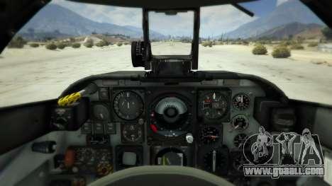 GTA 5 AT-26 Impala Xavante ARG fifth screenshot