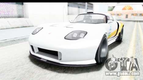 GTA 5 Bravado Banshee 900R Mip Map for GTA San Andreas inner view