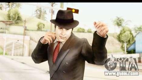 Al Capone for GTA San Andreas