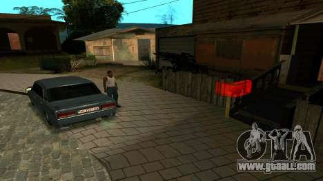 New token for GTA San Andreas second screenshot