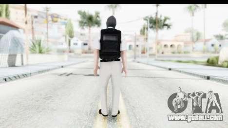 Kane and Lynch 2 - Bandit in Mask v1 for GTA San Andreas third screenshot