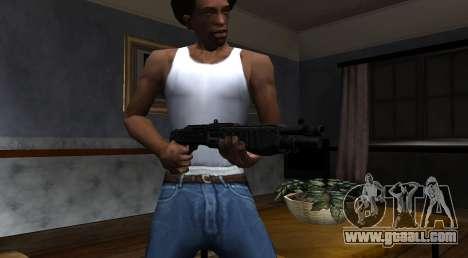 SPAS-12 Black Mesa for GTA San Andreas third screenshot