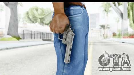 Manurhin MR96 for GTA San Andreas third screenshot