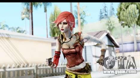 Borderland - Lilith for GTA San Andreas