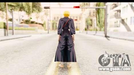 Bleach - Ichigo for GTA San Andreas third screenshot