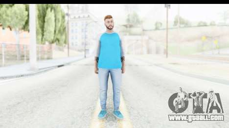 GTA 5 Hipster Update for GTA San Andreas second screenshot