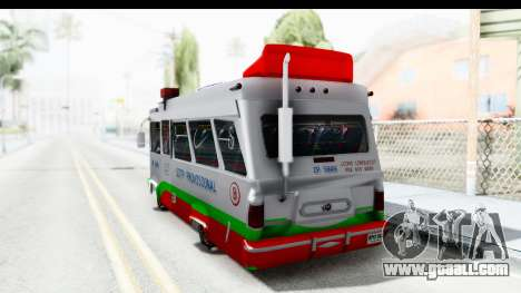 Dodge 300 Microbus for GTA San Andreas left view