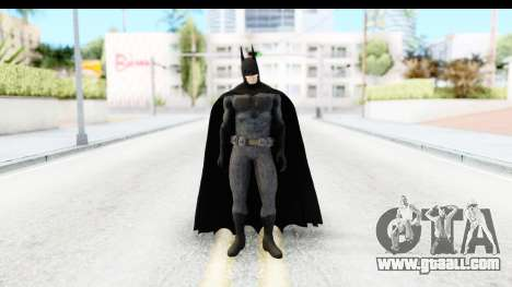Batman vs. Superman - Batman v2 for GTA San Andreas second screenshot