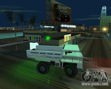 Paint the garage for GTA San Andreas forth screenshot