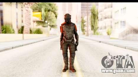 Homefront The Revolution - KPA v2 Camo for GTA San Andreas second screenshot
