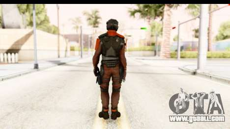 Homefront The Revolution - KPA v5 Red for GTA San Andreas third screenshot