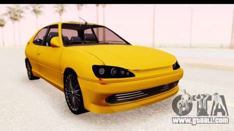 Peugeot 306 GTI for GTA San Andreas