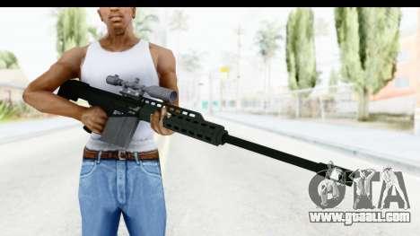 GTA 5 Vom Feuer Heavy Sniper for GTA San Andreas third screenshot